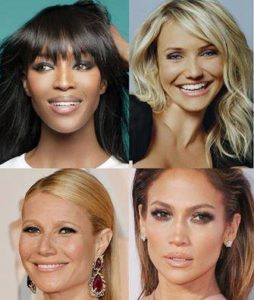 Images of celebrities who are fans of Microdermabrasion