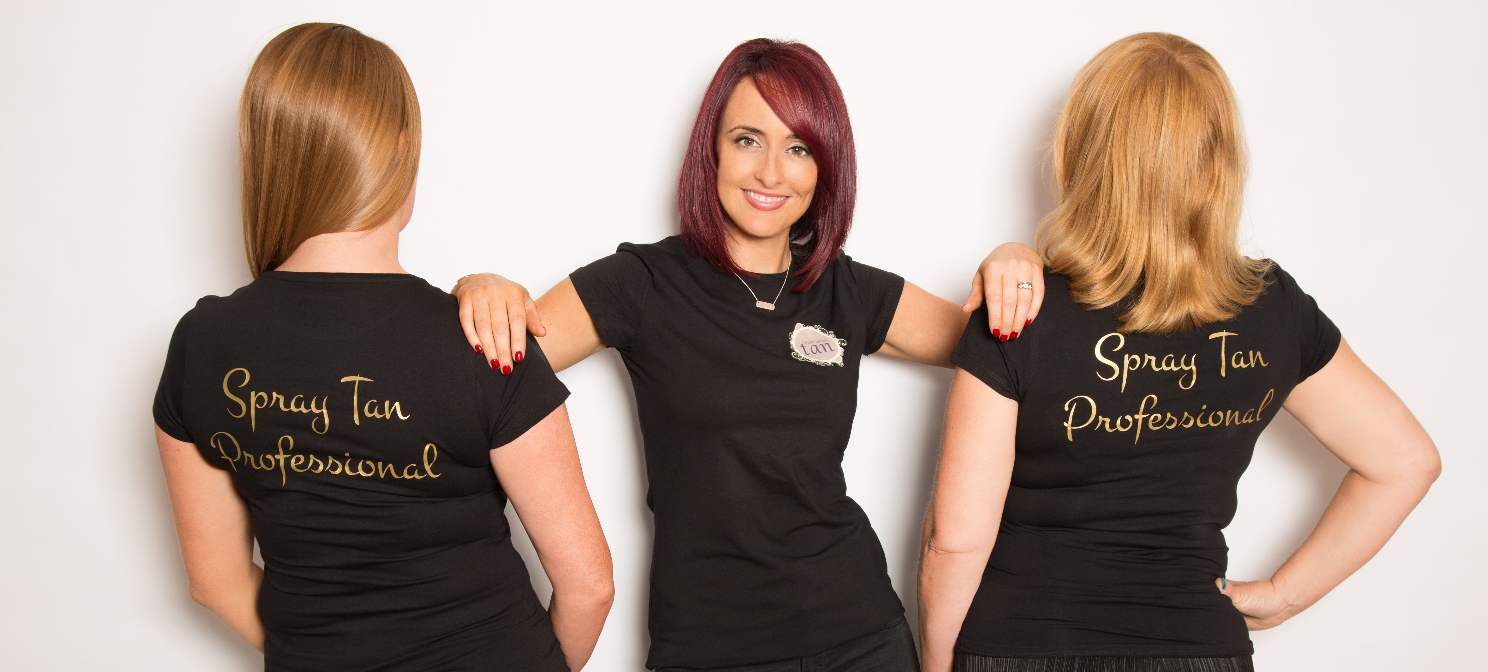 Spray Tan Professionals, copyright Ursula Kelly Photography