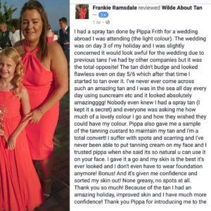 Frankie Testimonial