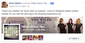 Erica Wallis review