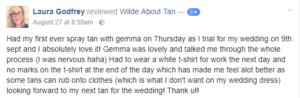 Laura Godfrey review