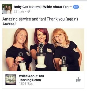 Ruby's review